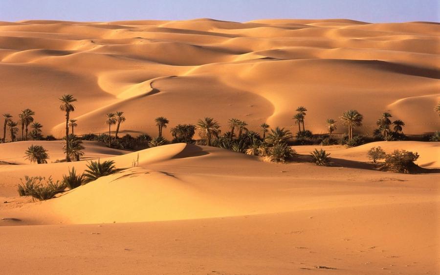 пустынный